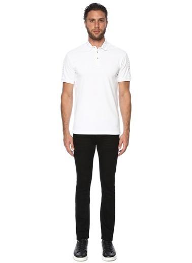 Que Tişört Beyaz